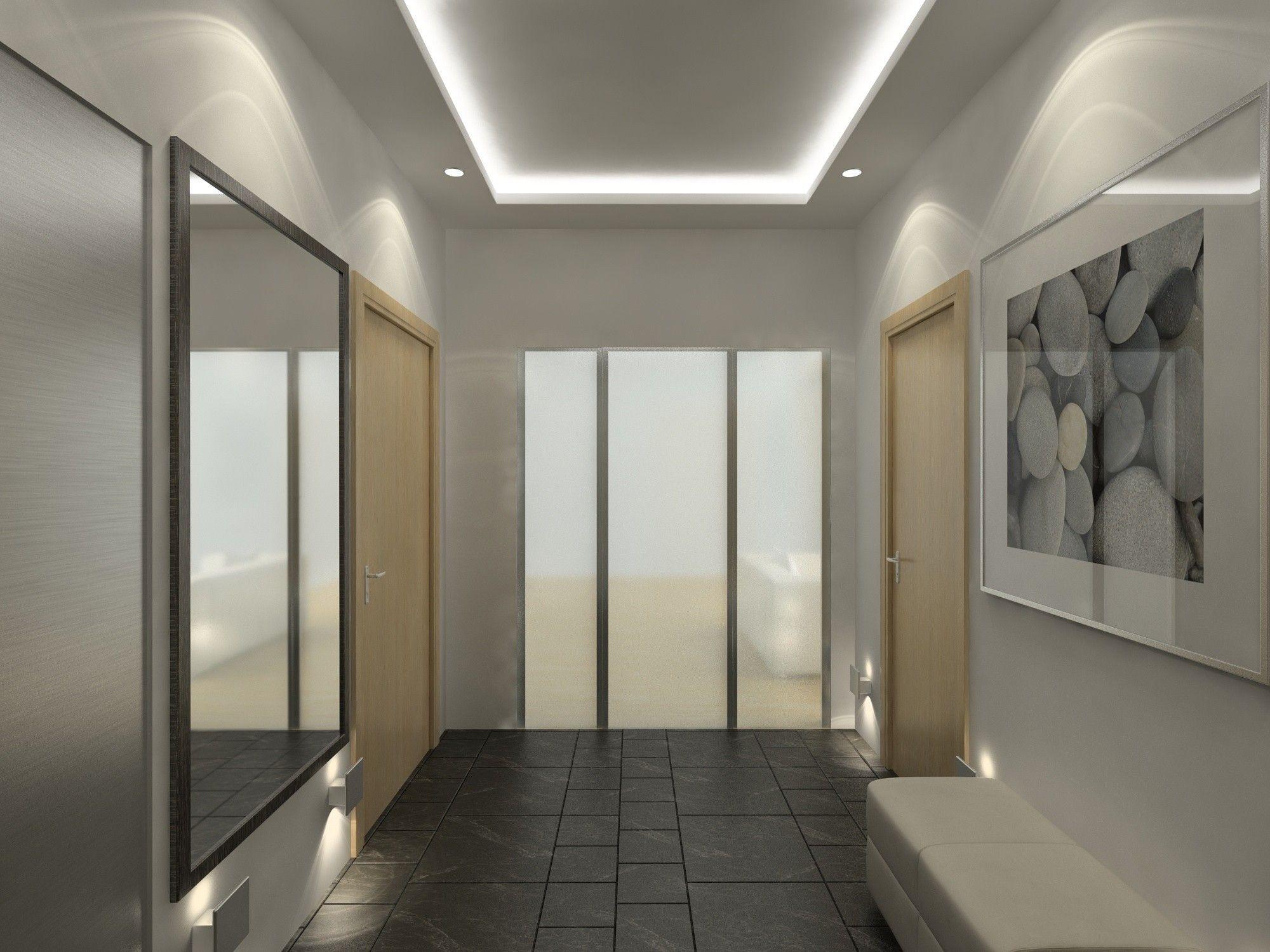 Дизайн прихожей комнаты в современном стиле