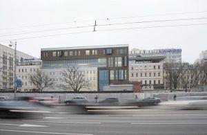 Архитектурное проектирование здания