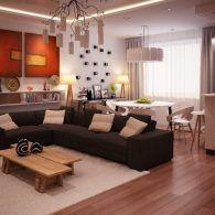 Интерьер квартиры в г. Канны, Франция