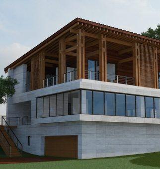Частный жилой дом, г. Вильнюс, Литва