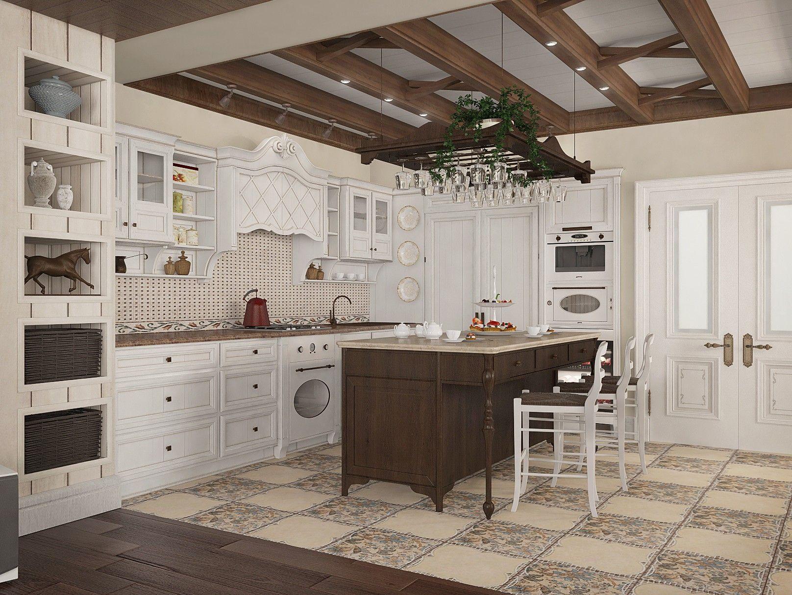 Кухня: дизайн интерьеров
