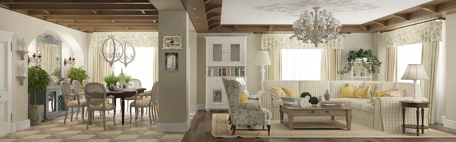 Гостиная в классическом стиле -дизайн интерьера