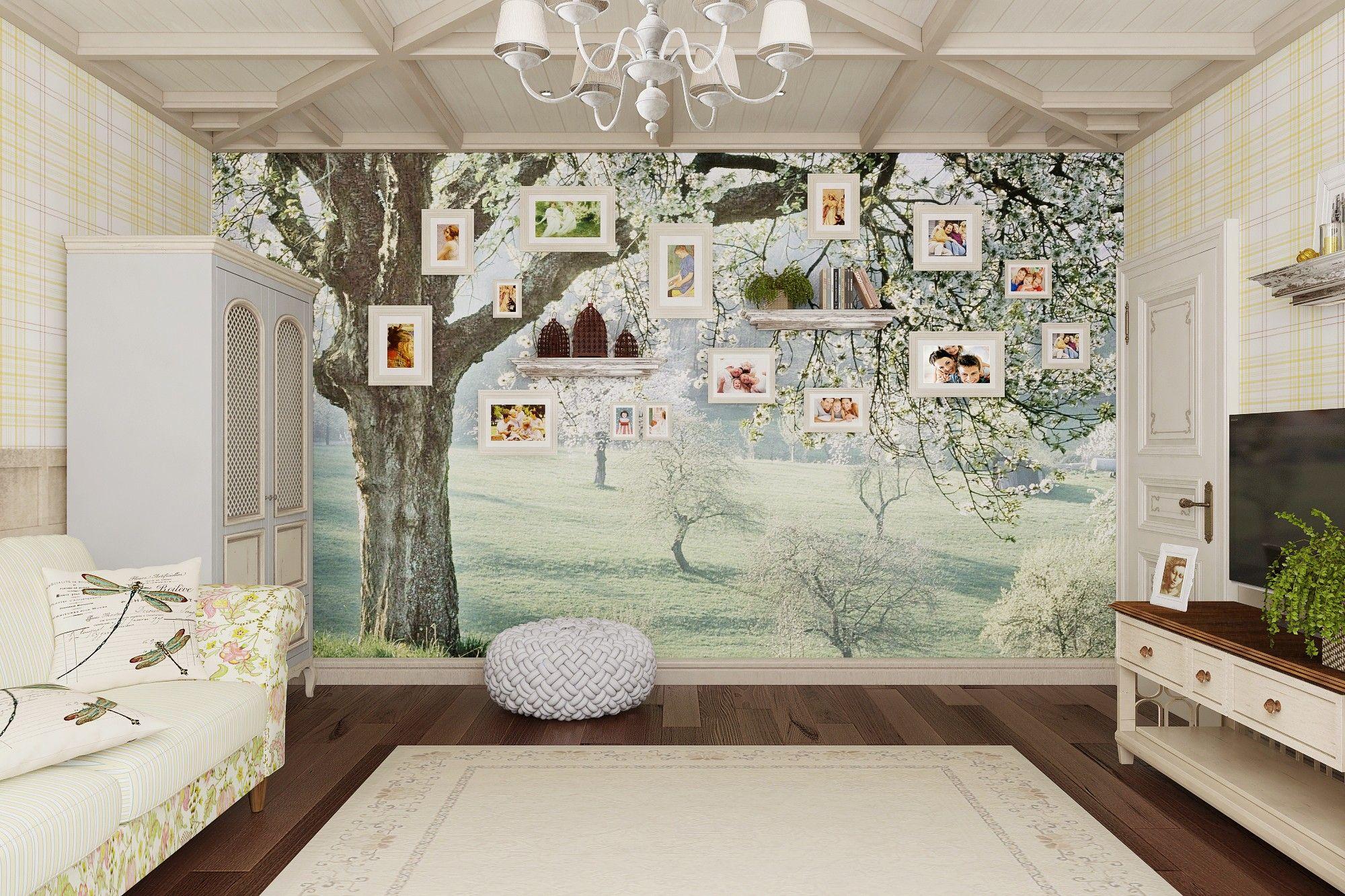 Гостевая комната - дизайн проект