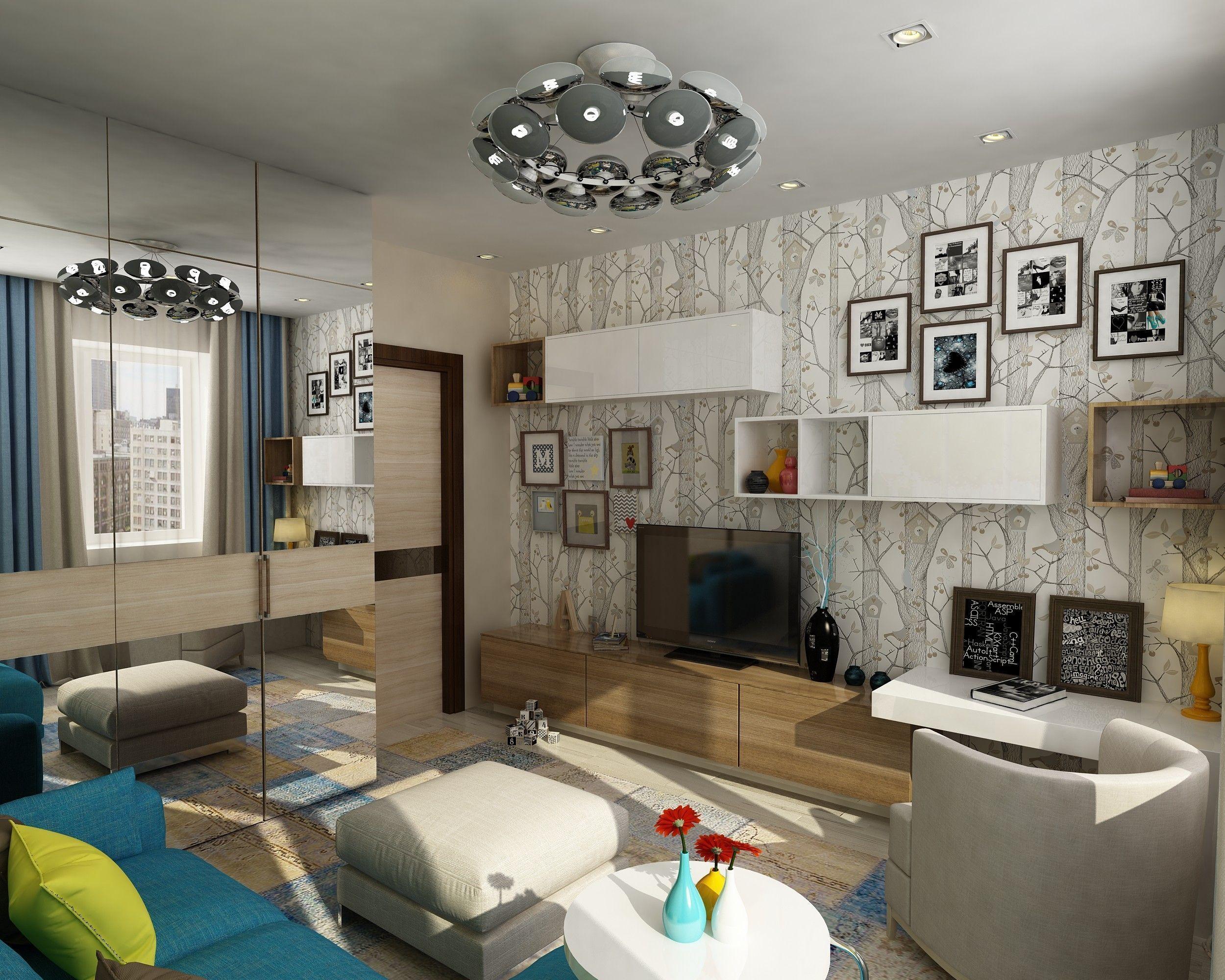 Гостевая комната: дизайн интерьера