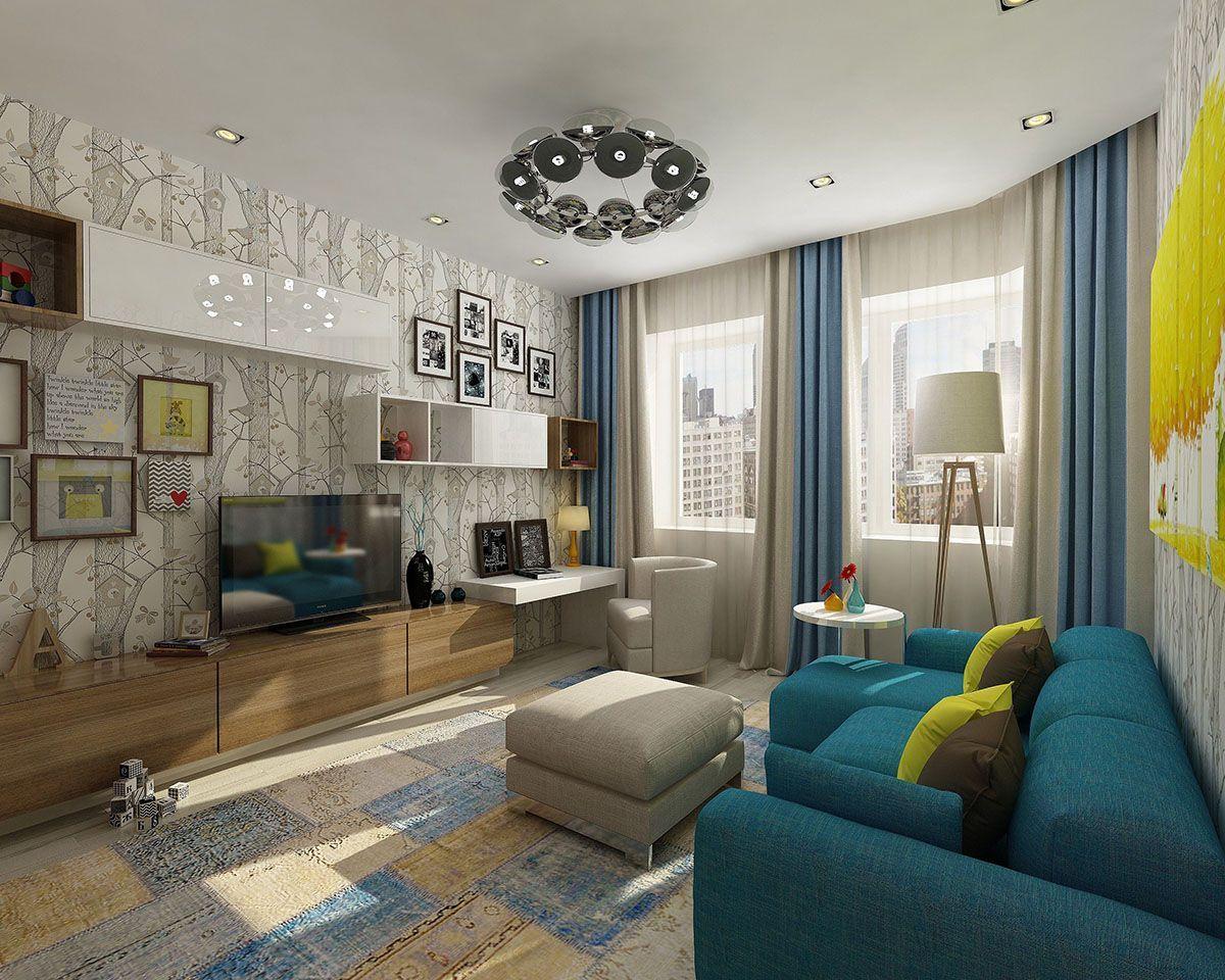 Гостевая комната: фото дизайна