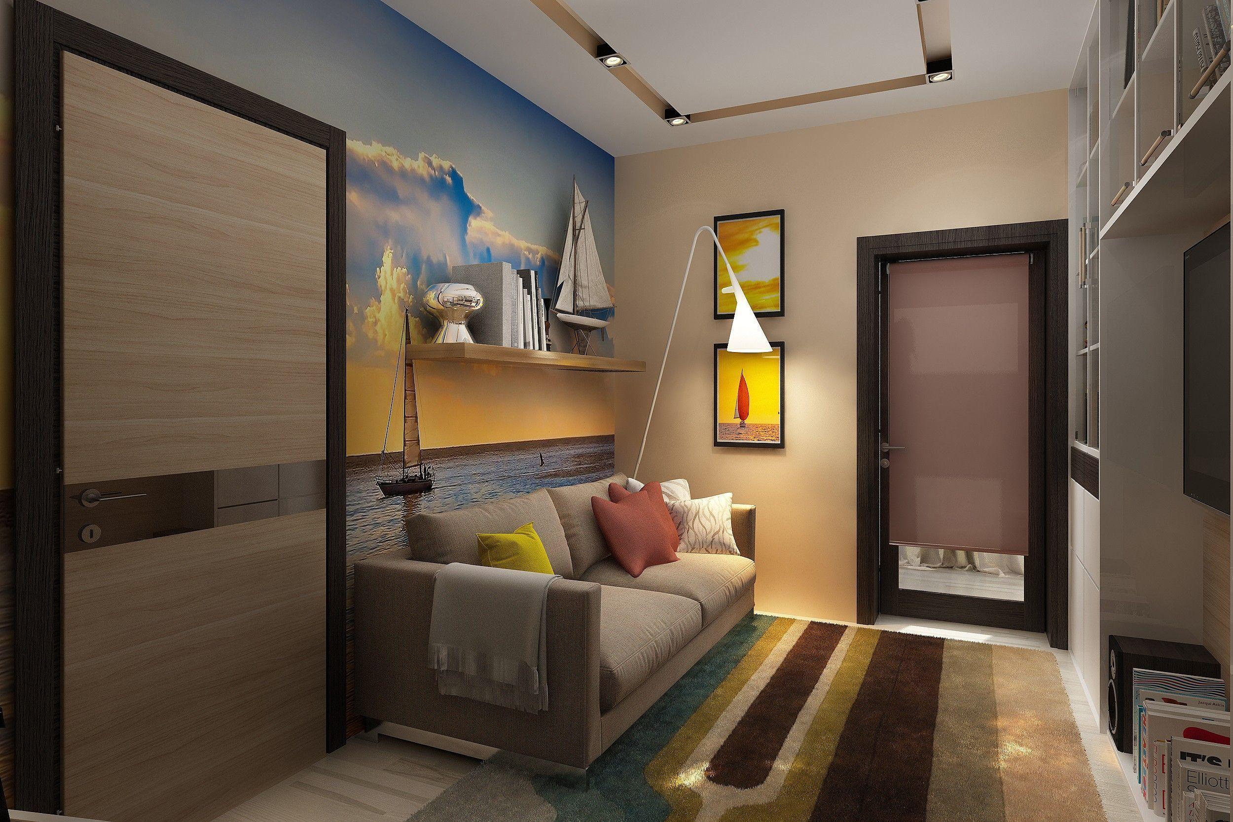 Кабинет: интерьер и дизайн