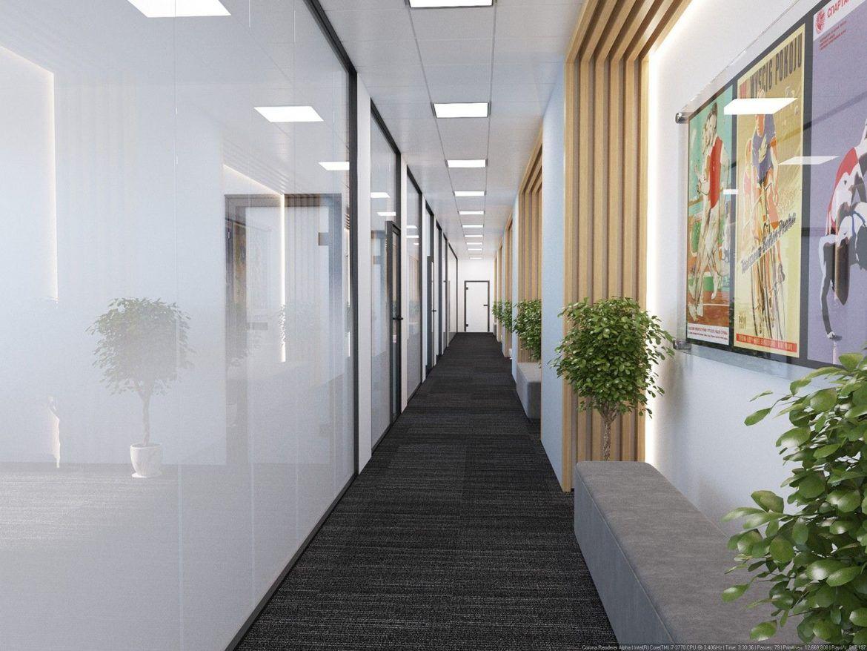 Дизайн проект общественных зданий