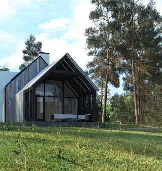 Фото архитектурного проекта дома