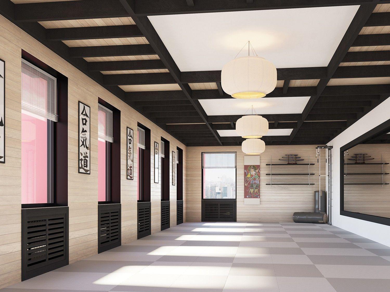 Дизайн школы от архитектурного бюро РеФорма