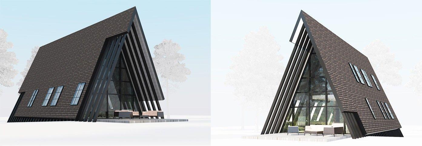 Проект дома из дерева: заказать