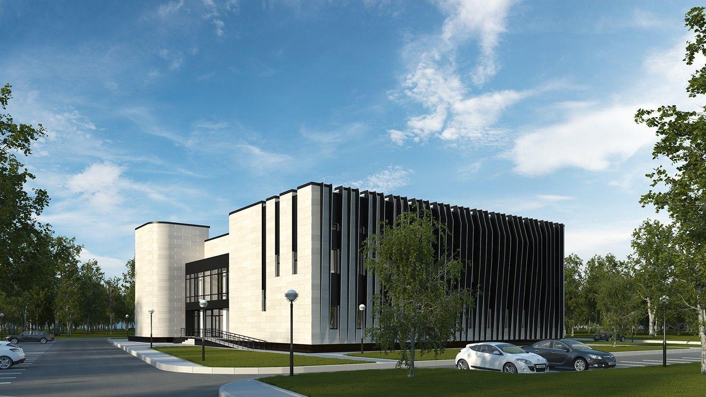 Реконструкция здания с бассейном спортивного комплекса ДЮСШ «Старый Городок»
