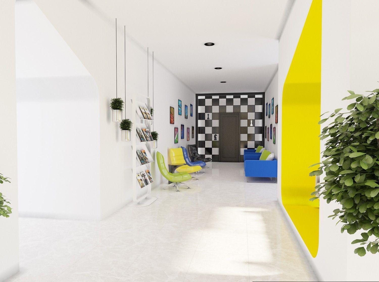 Дизайн - проект спортивного комплекса