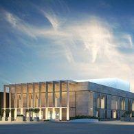 Реконструкция здания Дома Культуры «Полёт»