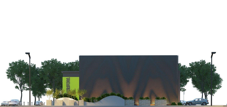 Реконструкция школы: проект