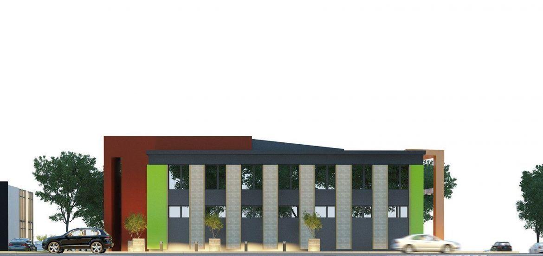 Реконструкция здания ДЮСШ «Старый Городок»: фото