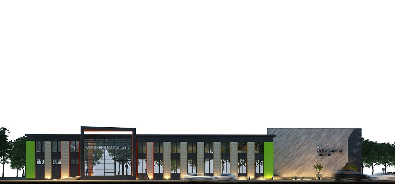 Реконструкция здания - проект