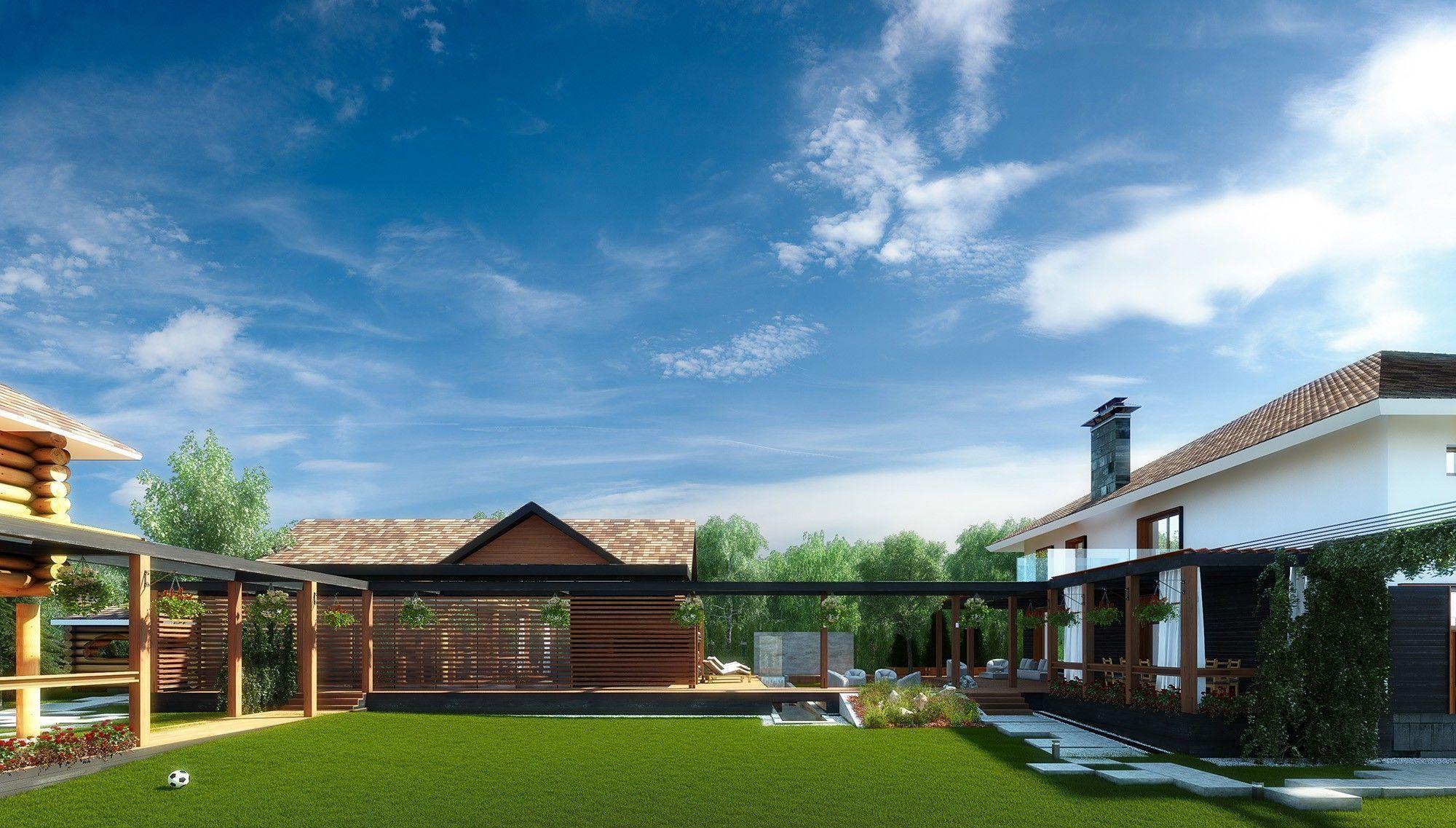Реконструкция дома: проект