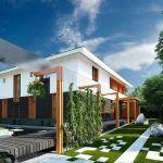 Заказать проект благоустройства и реконструкции дома