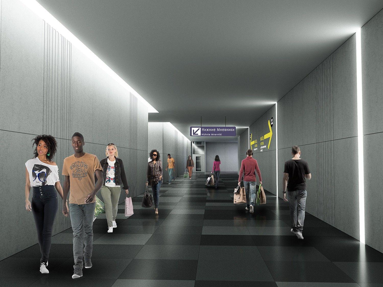 проект административно - общественного здания: фото