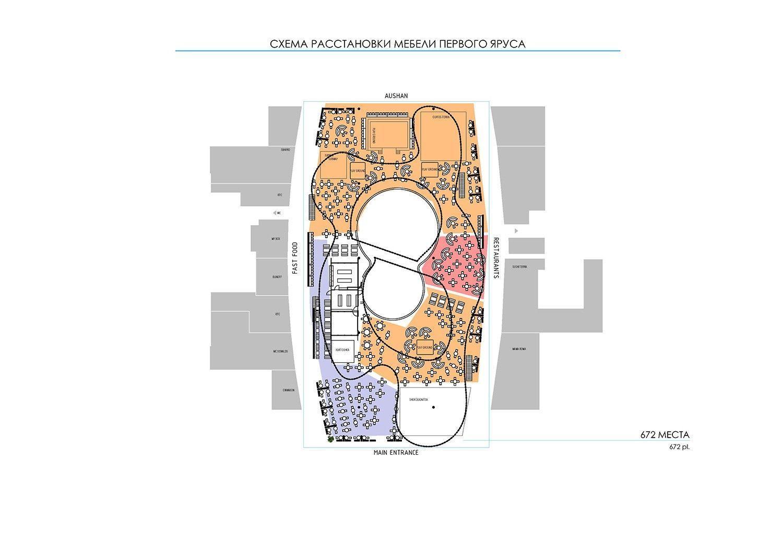 проект реконструкции здания