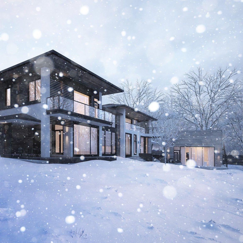 частная архитектура проекты домов