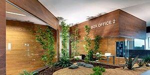 Дизайн офиса в эко стиле