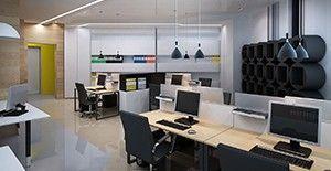 Дизайн проект офиса фото