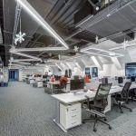 дизайн - проект офиса