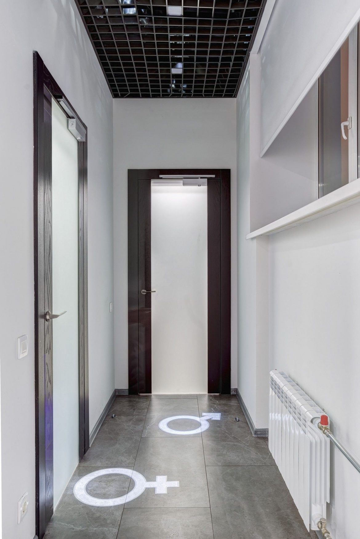 дизайн офиса в современном стиле фото