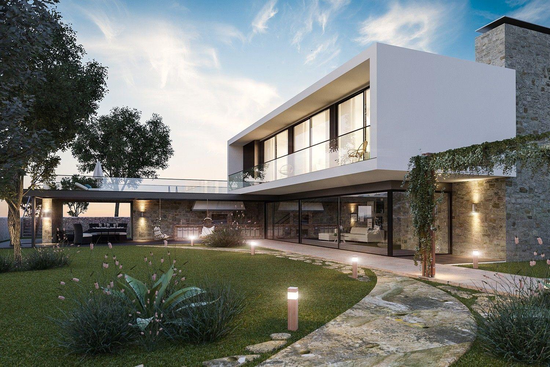 жилой дом - архитектура