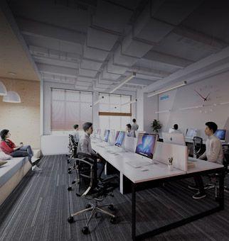 <!--При проектировании общественных интерьеров, все дизайнерские приемы, используемые для оформления помещения, должны быть направлены на создание необходимой атмосферы, соответствующей функции помещения. Главная задача при работе над проектом – добиться гармонии в интерьере, ведь у каждого человека свое представление о комфорте и удобстве.-->