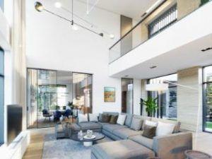 Дизайн интерьера частного дома -a rchreforma.ru