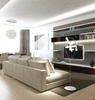 Интерьер квартиры, М.О., г. Одинцово, бульвар Маршала Крылова, концепция.