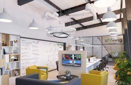 Проект-дизайн кафе