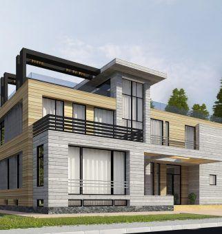 Проекты больших домов в Москве